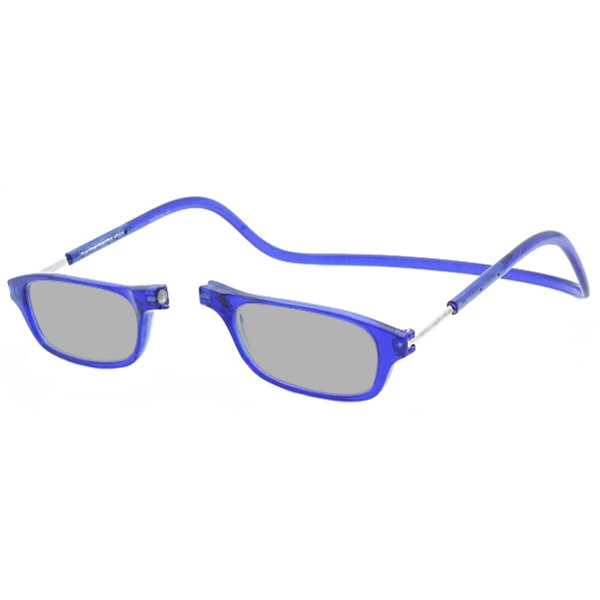 Zonneleesbril Klik Classic Blauw 1
