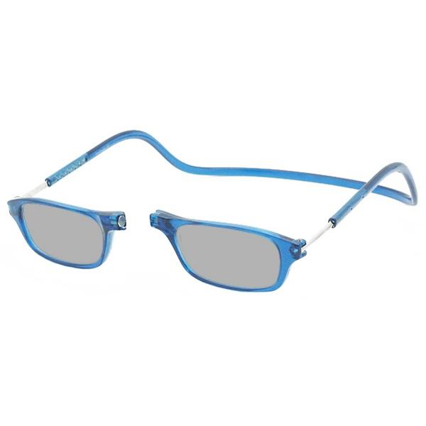 Zonneleesbril Klik Classic Denim 1