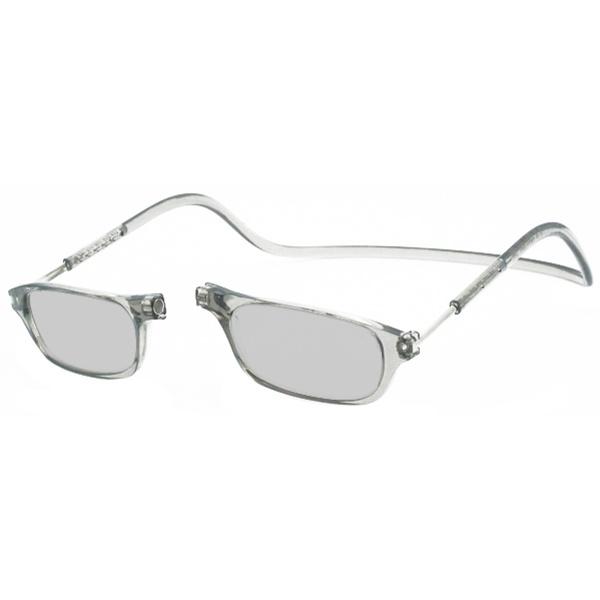 Zonneleesbril Klik Classic Grijs 1