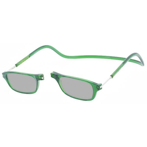 Zonneleesbril Klik Classic Groen 1
