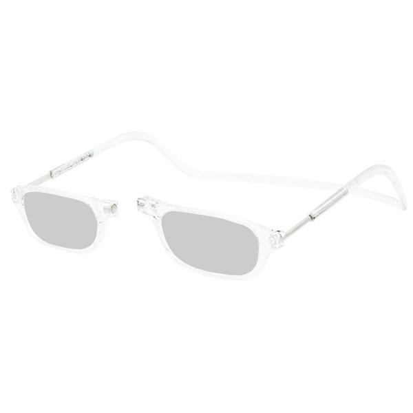 Zonneleesbril Klik Classic Transparant 1