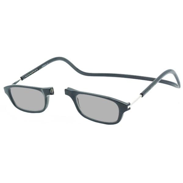 Zonneleesbril Klik Classic Zwart 1